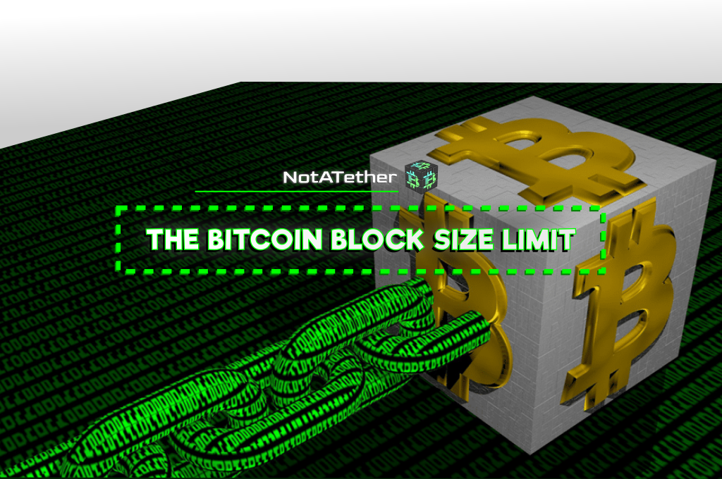 What is the Bitcoin block size limit?